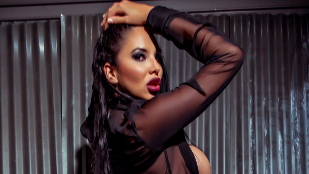 Sheer and blissful Missy Martinez