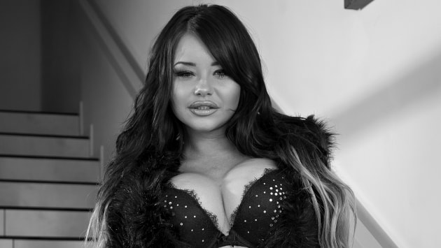 Stunning in Black and White