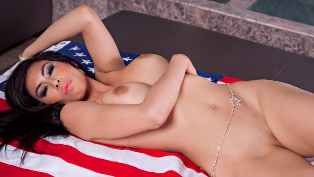 So Hot for the USA